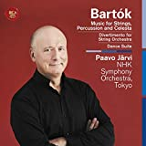 20世紀傑作選①バルトーク三部作:弦楽器・打楽器・チェレスタのための音楽他