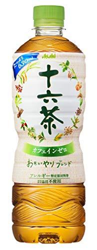 十六茶 [ペット] 630ml x 24本[ケース販売][アサヒ飲料/国産/お茶] ※送料無料
