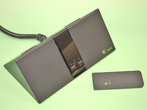 リモコン連動型 電源オン/オフ 節電タップ Donyaダイレクト DN-ES101