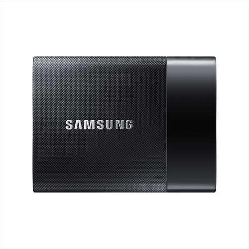 Samsung 外付けSSD 500GB T1シリーズ セキュリティ機能付 USB3.0対応 3D V-NAND搭載 3年保証 日本サムスン正規品 MU-PS500B/IT