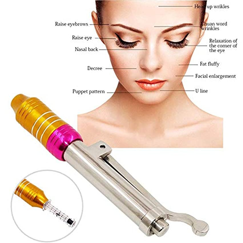 あからさま儀式追い出すヒアルロン注入ペンアトマイザーマシン無痛針フリー白くはアンチリンクルスキン若返り美容デバイスを取り外します