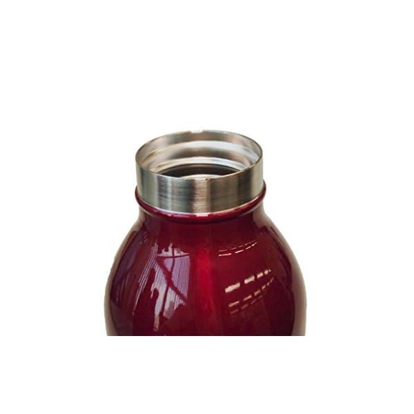 水筒 真空断熱 スクリュー式 マグ ボトル 0...の紹介画像9