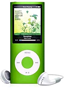 Apple iPod nano 第4世代 8GB グリーン MB745J/A