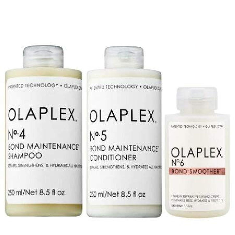 アルプス良い欠点オラプレックス No.4 5 6 ボンド メンテナンス シャンプー&コンディショナー&リーブイン トリートメント【並行輸入品】