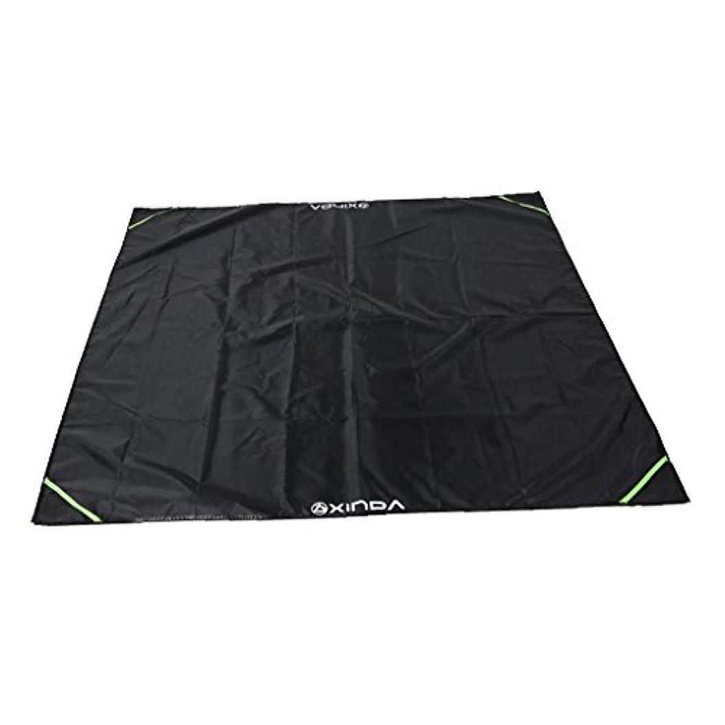 アーネストシャクルトン疑問に思うスポークスマンPerfeclan グランドシート 防水 テントシート 420Dポリエステル クライミング キャンプ 旅行 ピクニック