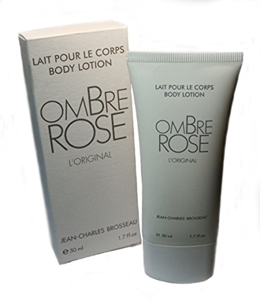 真実に苗回復Jean-Charles Brosseau Ombre Rose L'Original Body Lotion(ジャン シャルル ブロッソー オンブル ローズ オリジナル ボディーローション)50ml