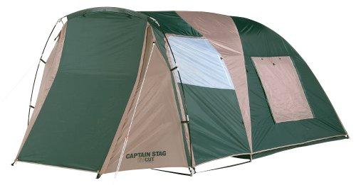 キャプテンスタッグ(CAPTAIN STAG) キャンプ用品 テント CS ツールームドーム キャリーバッグ付 [3-4人用]M-3133