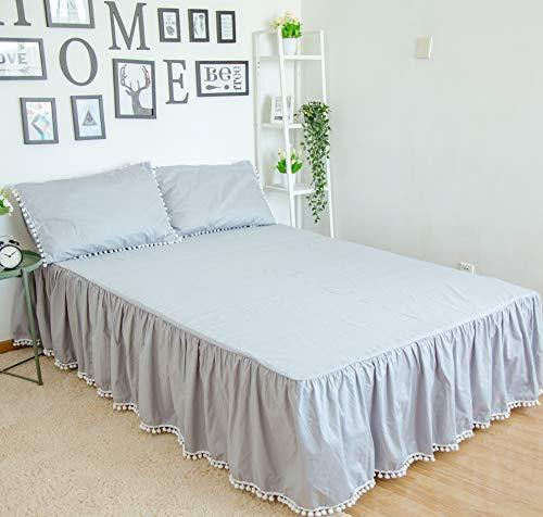 ベッド スカート シングル