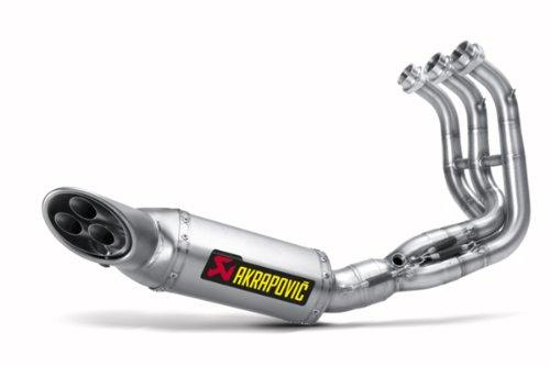 AKRAPOVIC(アクラポヴィッチ) レーシングライン 3-1 e1 専用サイレンサー チタン MT-09(14) S-Y9R2-HAFT