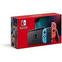 Nintendo Switch 本体 (ニンテンドースイッチ) Joy-Con(L) ネオンブルー/(R) ネオンレッド(バッテリー持続時間が長くなったモデル)