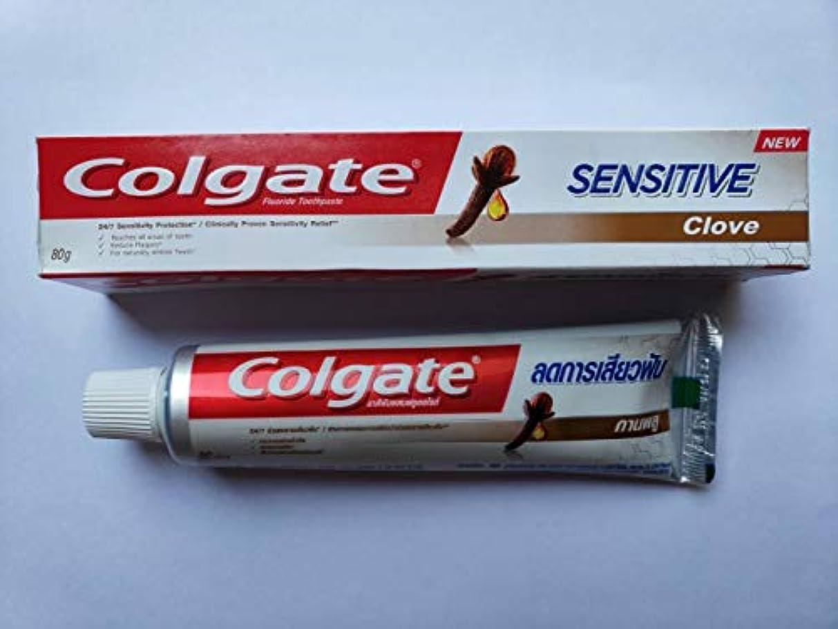 従事する動作木材歯磨き粉 Colate fluoride Toothpaste Sensive Cove