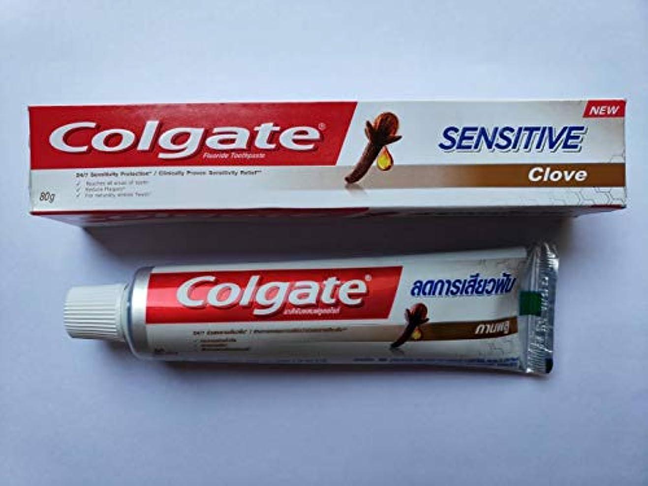 受粉する万歳薄汚い歯磨き粉 Colate fluoride Toothpaste Sensive Cove
