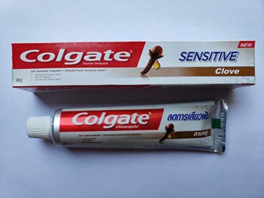 広大な設置キャンディー歯磨き粉 Colate fluoride Toothpaste Sensive Cove