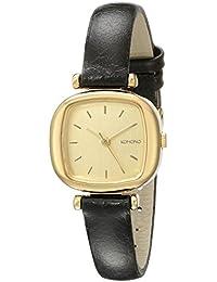 [コモノ] KOMONO 腕時計 [マニーペニー] MONEYPENNY - GOLD BLACK