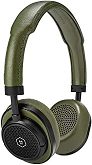 Master & Dynamic MW50 Wireless Bluetooth Headphones, with Premium Leather, Superior Sound Quality and High