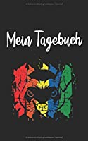 Mein Tagebuch: Frettchen Retro und Vintage Style 100 Seiten Liniert