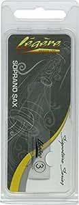 Legere レジェール 樹脂製リード シグネチャーシリーズ ソプラノサクソフォン用 [硬さ:3] 【国内正規品】