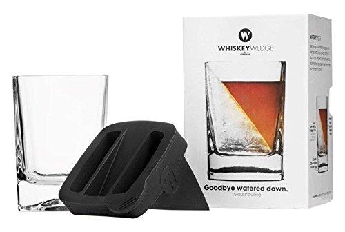 グラス WHISKEY WEDGE シリコンカバータイプ 7001
