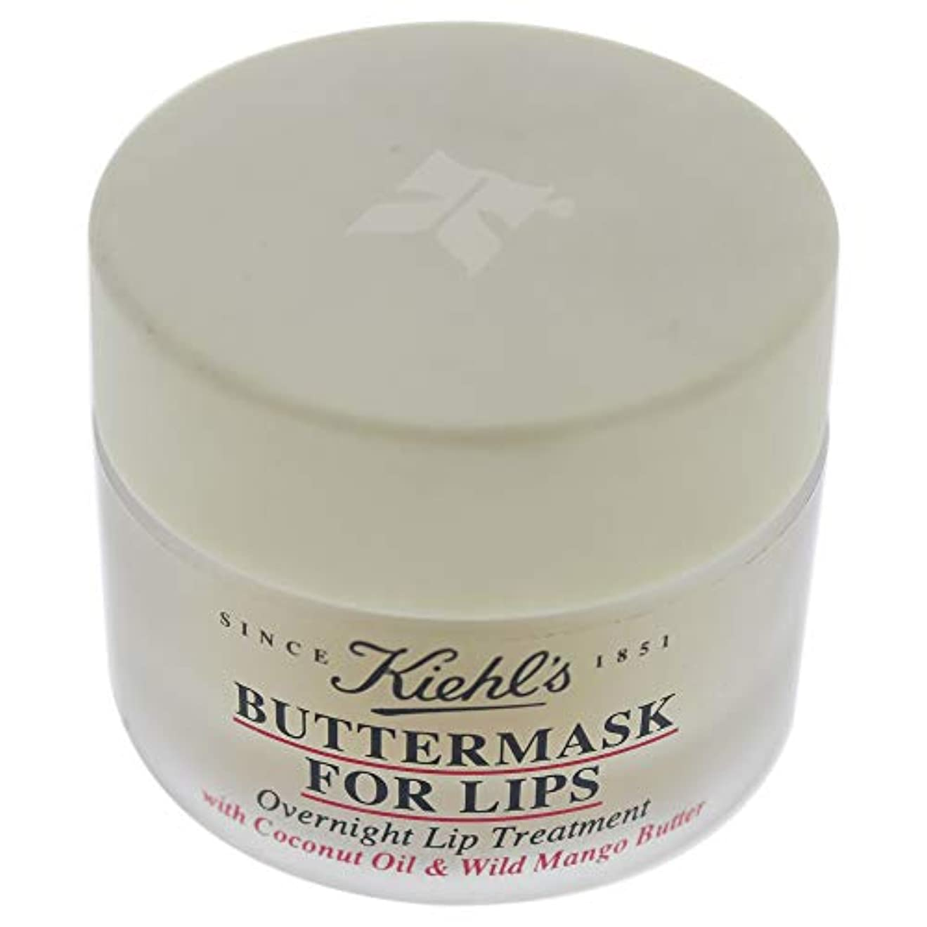 考え川ヤギKiehl's Buttermask For Lips With Coconut Oil and Wild Mango Butter 15ml
