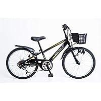 21Technology 22インチ 子供用マウンテンバイク kd226 6段ギア付き
