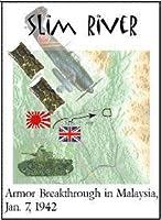 MOORE: Slim River, Malaysia 1942, Board Game