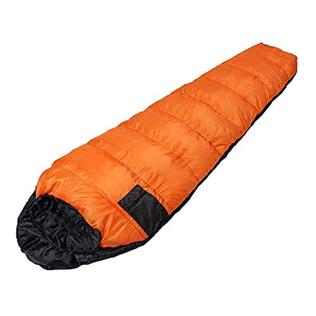 どこか倒産段階CATRP 携帯用寝袋ミイラの防水暖かい睡眠袋キャンプを通して極端な探検