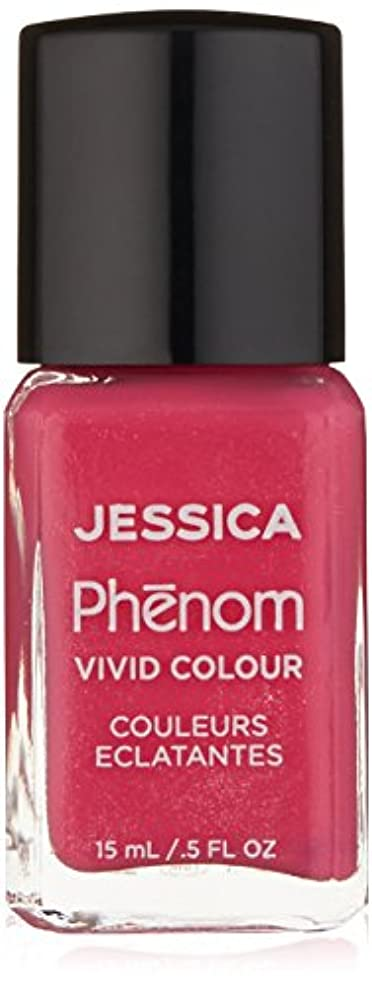 ポータブルペチュランスチェリーJessica Phenom Nail Lacquer - Barbie Pink - 15ml/0.5oz
