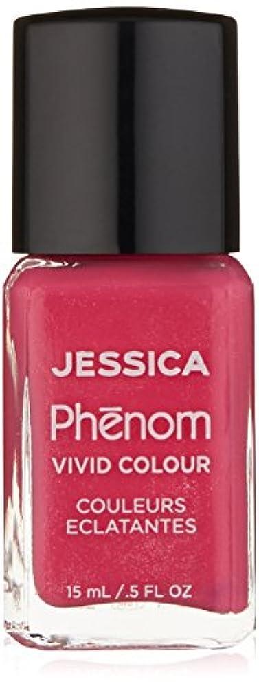 負荷つかまえるユーザーJessica Phenom Nail Lacquer - Barbie Pink - 15ml/0.5oz