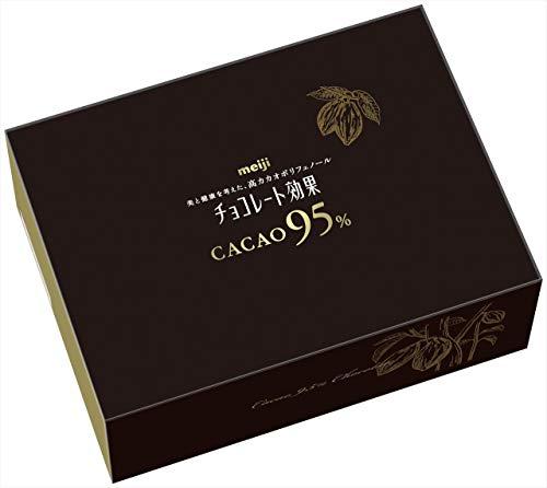 チョコレート効果 カカオ95% 大容量ボックス