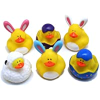 Easter Rubber Duck by