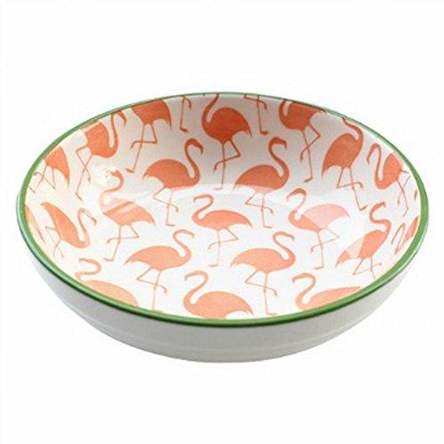 マウナロア フラミンゴ柄小鉢(キッチンウェア)
