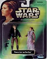 Star Wars - Princess Leia Collection - 2-Pack - Princess Leia & Han Solo