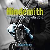 Hindemith: Complete Sonatas Viola