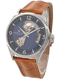 best loved 749cf 4d96c Amazon.co.jp: ブルー - HAMILTON(ハミルトン): 腕時計