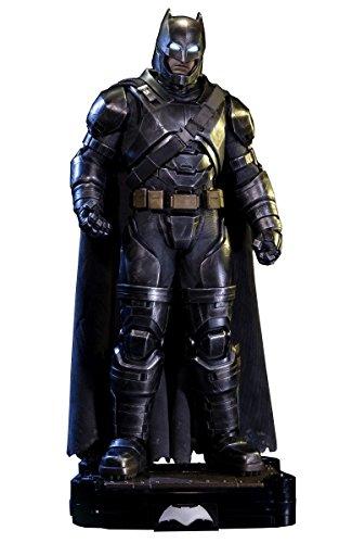 HD박물관 마스터 라인/ 배트맨 vs 슈퍼맨 저스티스의 탄생: 아머드・배트맨 1/2 폴리스톤 스태추(입상) HDMMDC-06-445071 (2017-03-25)