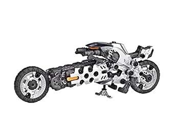 海洋堂 アッセンブルボーグ∞NEXUS ジャッカル&イェーガー ノンスケール ABS&PVC製 塗装済み可動フィギュア AB022
