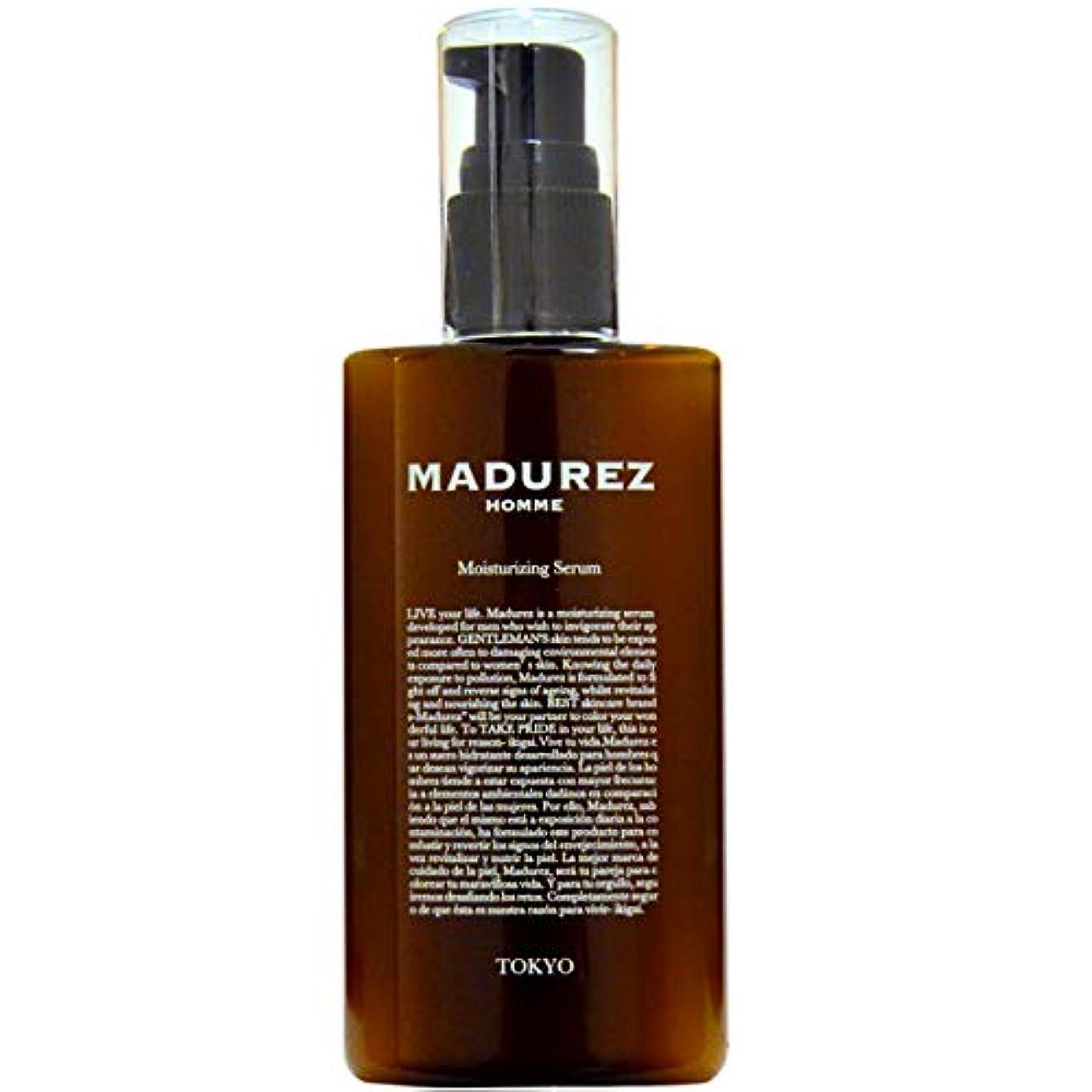 MADUREZ(マドゥレス) 【メンズ】化粧水 オールインワン 100ml(約3ヶ月分) アフターシェーブ ローション 30代40代50代の男性向け 顔用 スキンケア