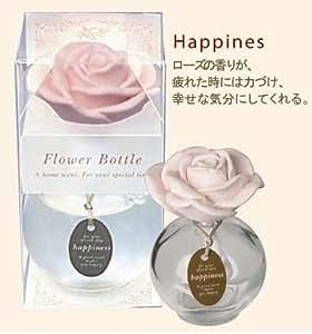 母の日 ギフト フラワーボトル フレグランスディフューザー リビング 香り 薔薇 バラ ばら ローズ rose 母の日 薔薇雑貨 姫系雑貨 薔薇柄