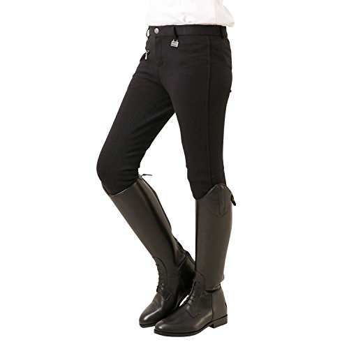 [해외]WALDHAUSEN (왈드 하우젠) ELT 큐롯 엉덩이 가죽 주니어/WALDHAUSEN (Waldhausen) ELT culotte buttock leather junior