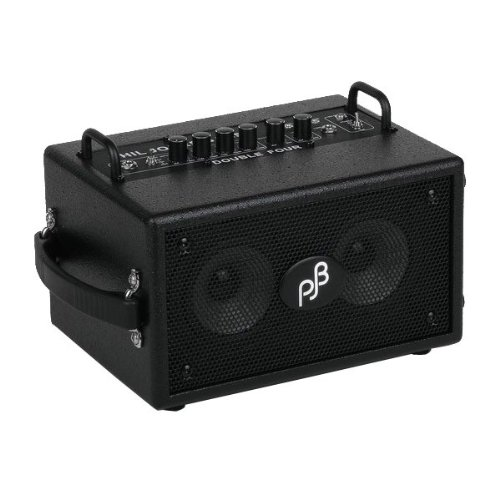 PJB / Phil Jones Bass Double Four BG-75  BLACK