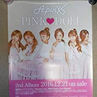 A-pink PINK DOLL 宣伝告知ポスター保管品