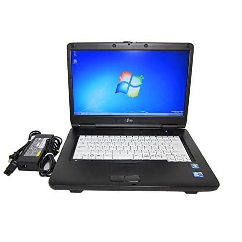 中古 ノートパソコンWindows7 メモリ4G 富士通 LIFEBOOK A550/B Core i5 560M(2.66GHz) DVDマルチ 無線LAN
