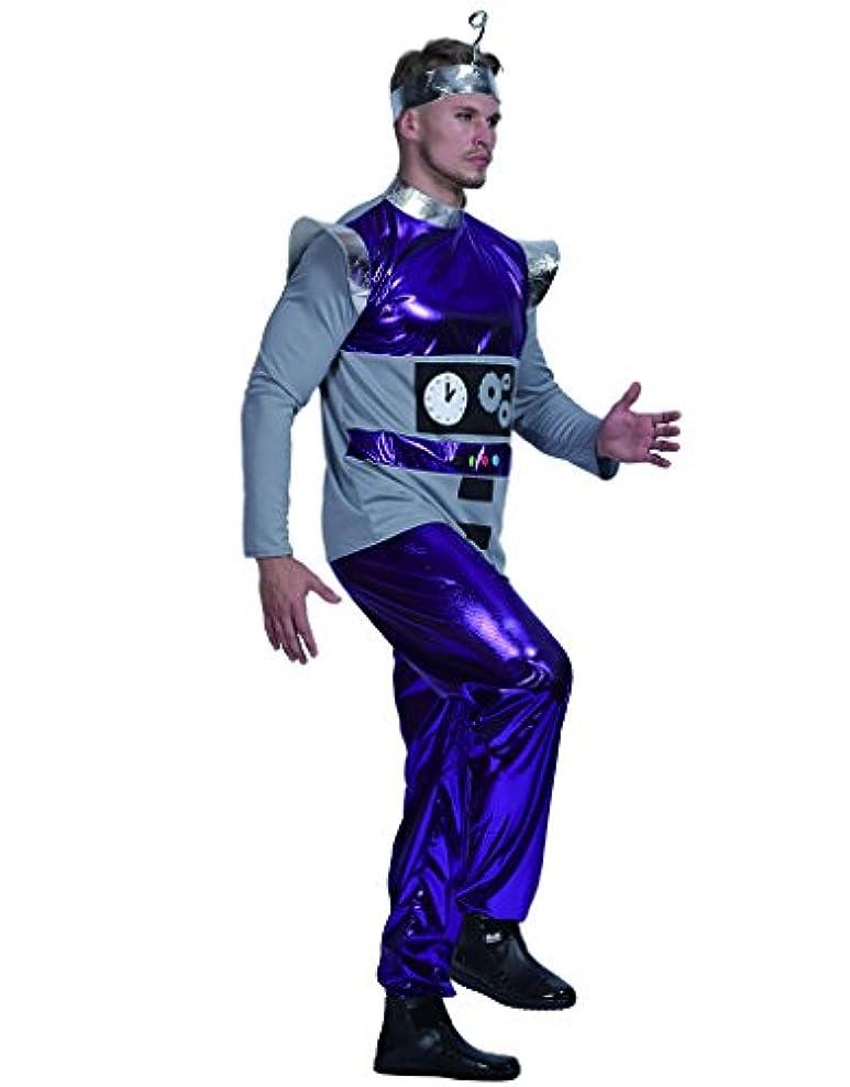 カウントアップカード第二EraSpooky メンズ 宇宙人 面白い ハロウィン 仮装 コスチューム 服装