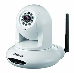 I-O DATA ネットワークカメラ スマホ ペット 子供 見守り 首振り/暗視/SDカード録画  TS-WPTCAM