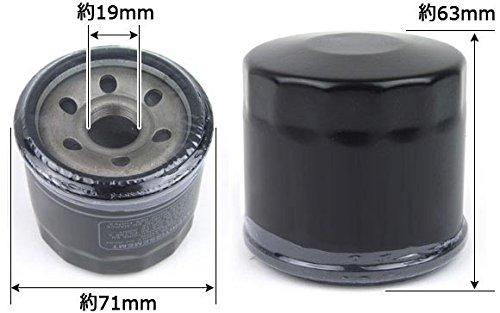 AP オイルフィルター AP-BP-O19 スズキ SV400/SV650/SV1000/GSF1200