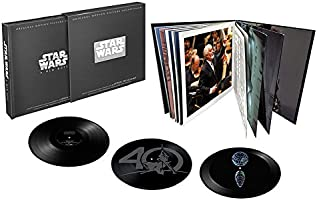 STAR WARS: A NEW HOPE ORIGINAL MOTION PICTURE SOUNDTRACK - 40TH ANNIVERSARY (VINYL)