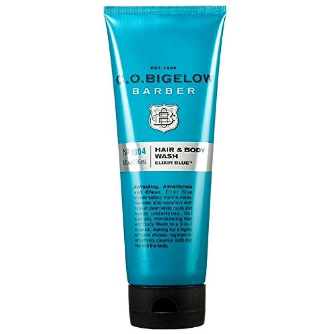 ノート集まる既婚[C.O. Bigelow] C.O.ビゲローエリキシル青い髪やボディウォッシュ - C.O. Bigelow Elixir Blue Hair and Body Wash [並行輸入品]