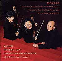 モーツァルト:ヴァイオリンとヴィオラのための協奏交響曲K364 他