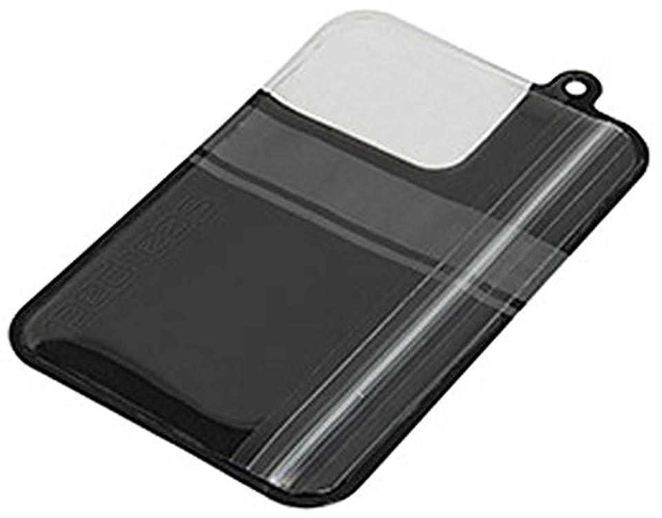 配列高価な入植者ギザ シールパック L ブラック(BAG33200)