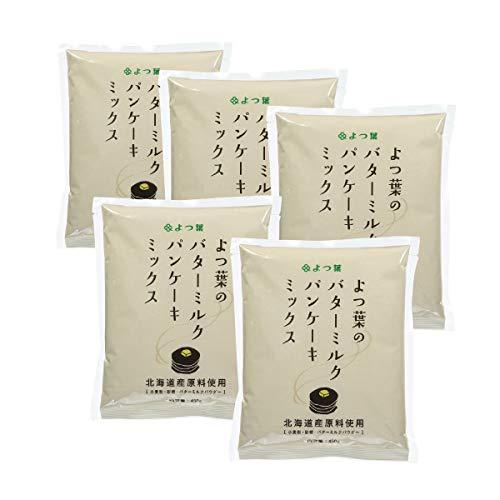 よつ葉のバターミルクパンケーキミックス 450g 5袋